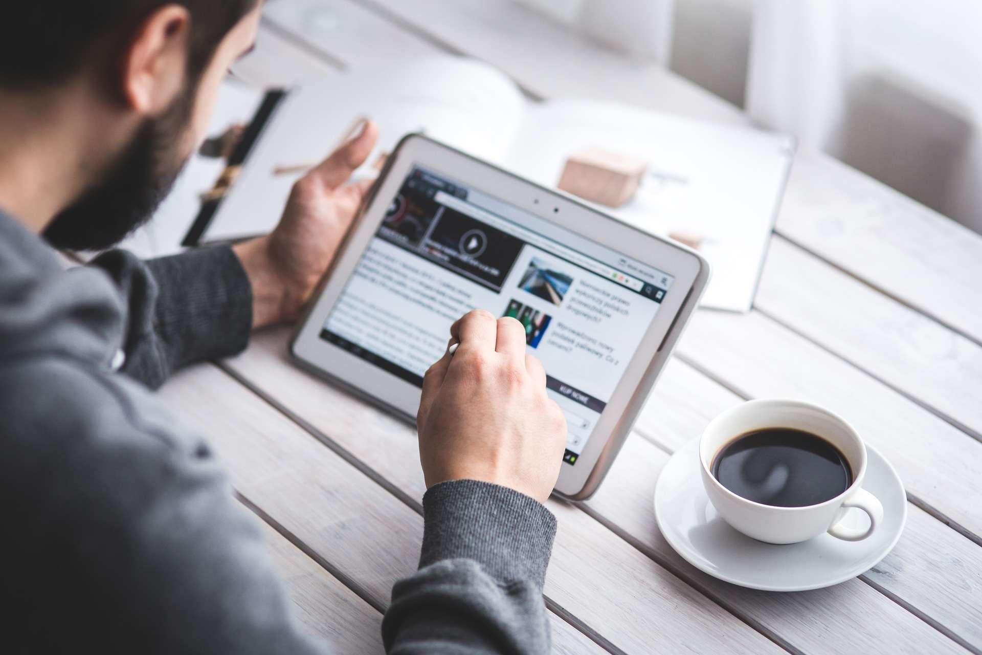 Изучение информации в интернете
