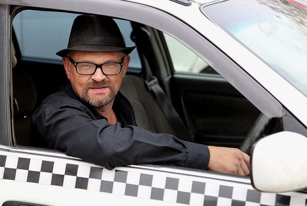 Таксист самозанятый гражданин