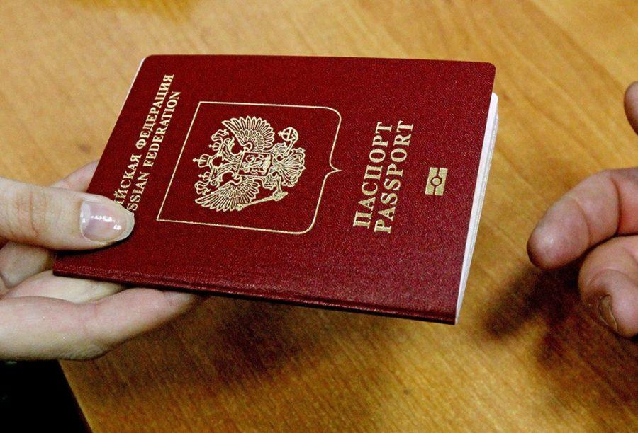 В пакет документов входит паспорт
