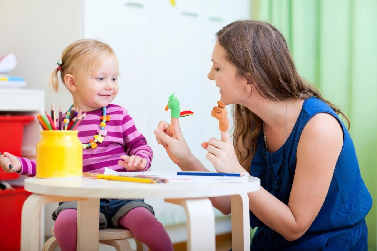 Работа самозанятого с детьми